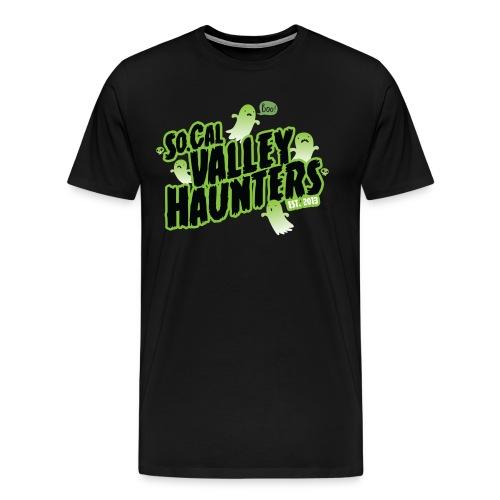 Plus Size 2016 SCVH Design - Men's Premium T-Shirt