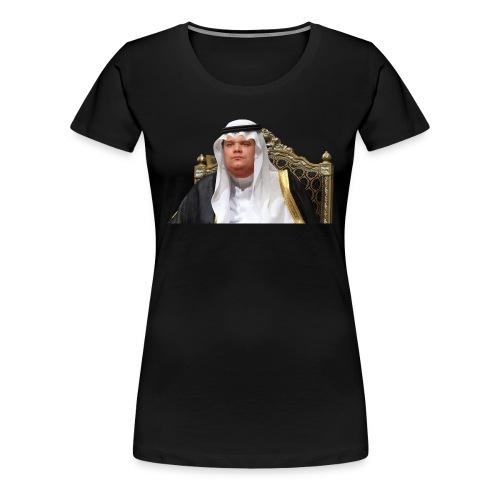 Calife Boily - Women's Premium T-Shirt
