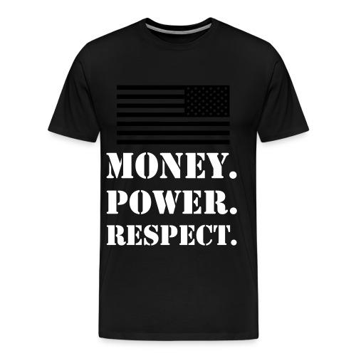 Black Flag - Men's Premium T-Shirt