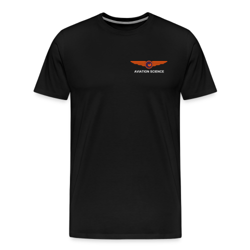 OCC Aviation Science T-Shirt - Men's Premium T-Shirt