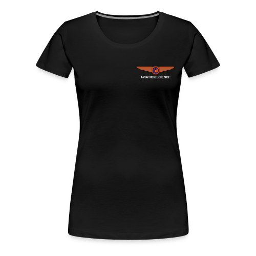 OCC Aviation Science T-Shirt - Women's Premium T-Shirt