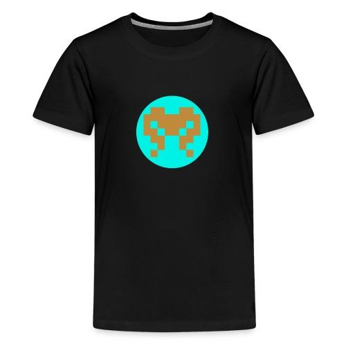 The DAO security icon Kids Tee - Kids' Premium T-Shirt