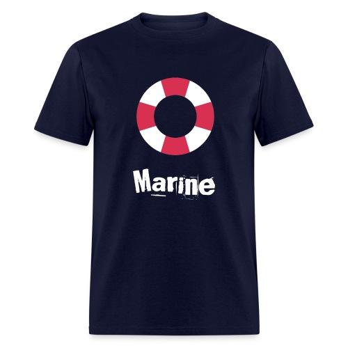 Marine - Men's T-Shirt