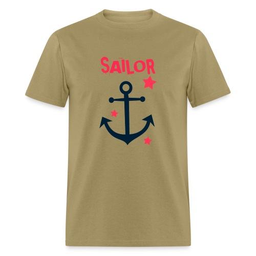 Sailor - Men's T-Shirt