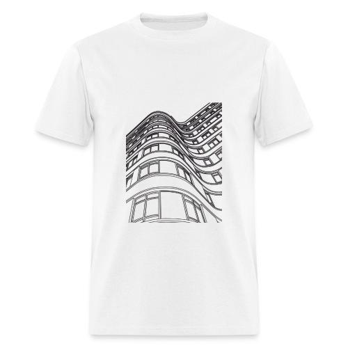 Florin Men's White Tee - Men's T-Shirt
