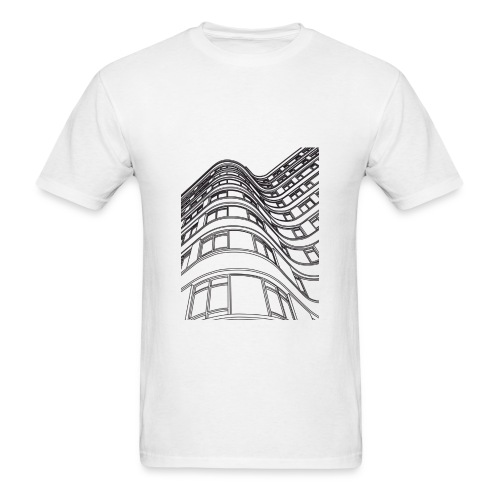 Florin Men's White Tee - Men's T-Shirt