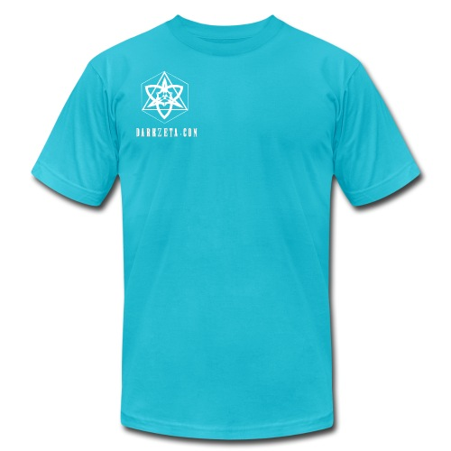 The Trinity of creation (T-Shirt AA)(Yellow) - Men's  Jersey T-Shirt