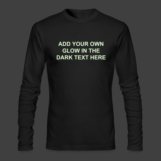 266364d562fc Make Your Own Custom Glow in the Dark T-Shirts! | Make Your Own Glow ...