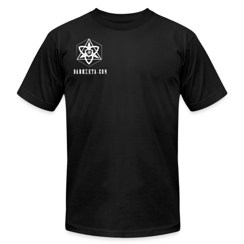 The Trinity of creation (T-Shirt AA)(Black) - Men's  Jersey T-Shirt