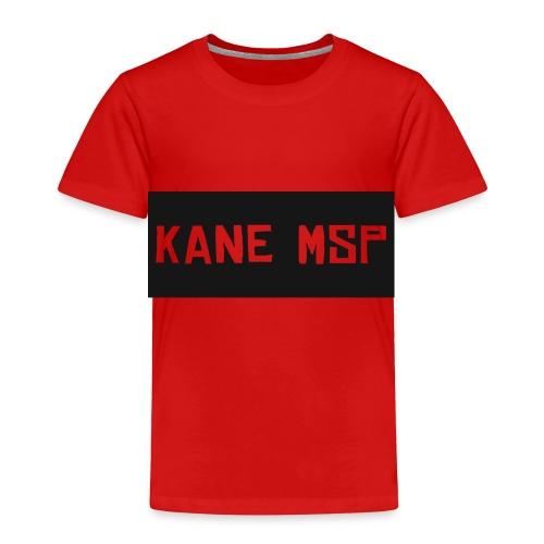 Kane MSP T Shirt - Toddler Premium T-Shirt