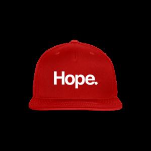 Hope. Snapback - Snap-back Baseball Cap