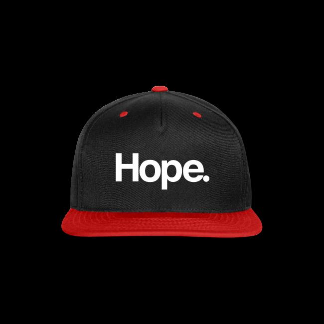 Hope. Snapback