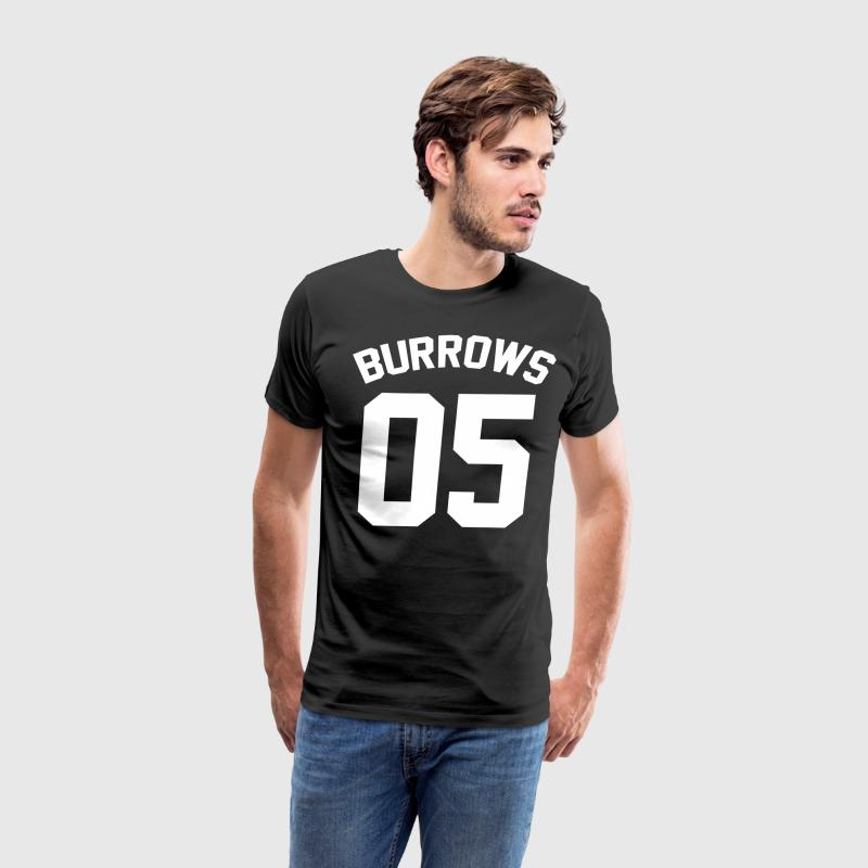 JERSEY: LINCOLN BURROWS T-Shirts - Men's Premium T-Shirt