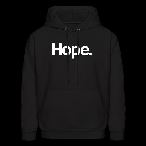 Hope. Hoodie - Men's Hoodie