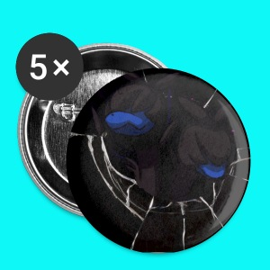 5 pack buttons - Large Buttons