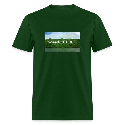 Wanderlust Collection '16 - Men's T-Shirt