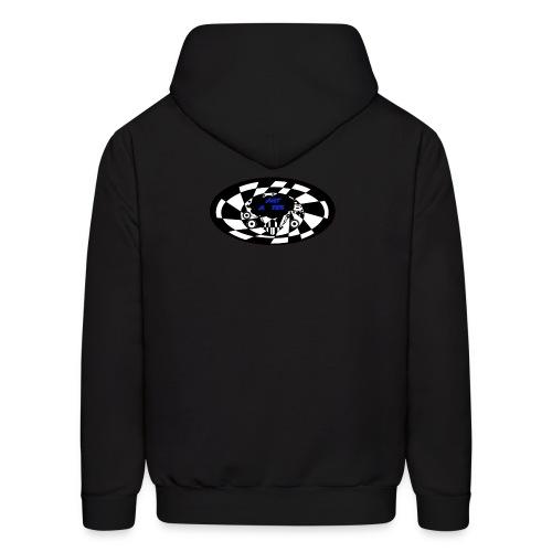 Hoodie Logo Back - Men's Hoodie