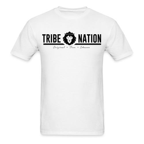 Tribe Nation Logo Tee - Men's T-Shirt