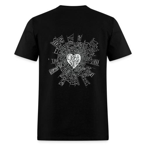 Lighstong High Frequency Unisex Tee - Men's T-Shirt