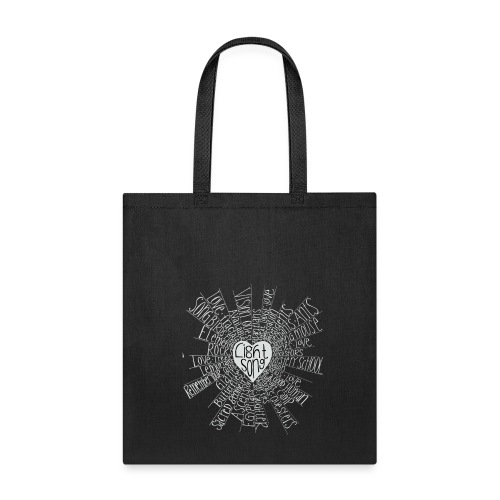 LightSong High Frequency Tote Bag - Tote Bag