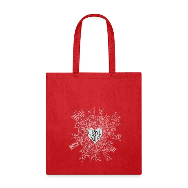 LightSong High Frequency Tote Bag