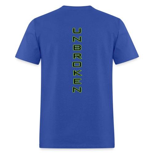 Men's CrossFit NKY Unbroken - Men's T-Shirt