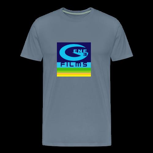 GENEG3 FILMS Men's T-Shirt - Men's Premium T-Shirt