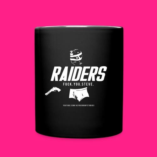 Raiders - Fuck. You. Steve. - Full Color Mug