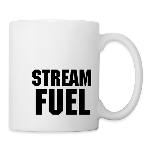 Stream Fuel Ceramic Mug - Coffee/Tea Mug