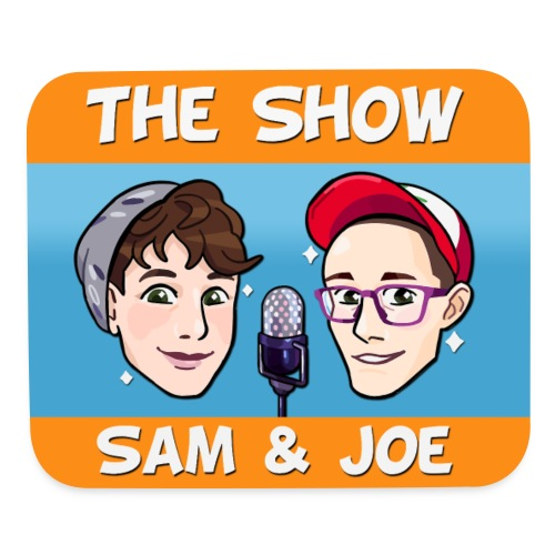 The Show with Sam & Joe Mouse Pad - Mouse pad Horizontal