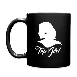 Top Girl Mug - Full Color Mug
