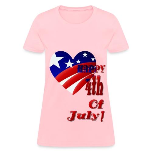 4TH - Women's T-Shirt