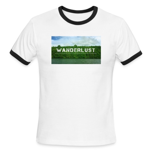 Wanderlust Collection '16 - Men's Ringer T-Shirt