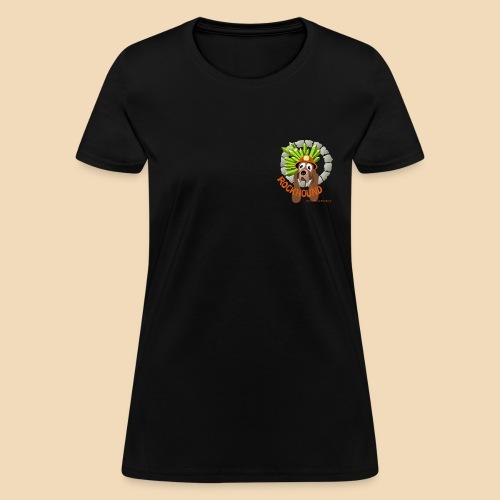 Rockhound Women's standard black T-Shirt - Women's T-Shirt