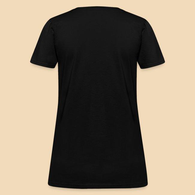 Rockhound Women's standard black T-Shirt