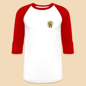 Rockhound Men's Red Baseball T-Shirt - Baseball T-Shirt