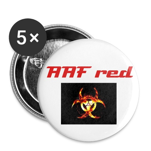 Official AAF red button - Large Buttons