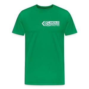 Green Gainzales Premium - Men's Premium T-Shirt