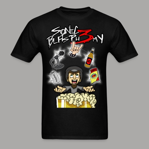 Tragically Malicious Men's Tee - Men's T-Shirt