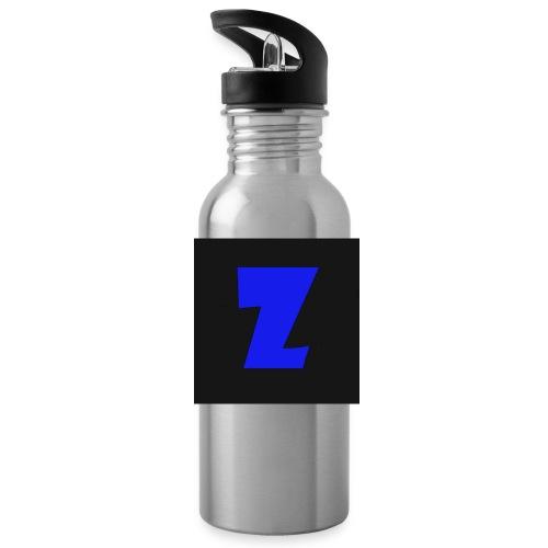 Metallic Drink Bottle - Water Bottle