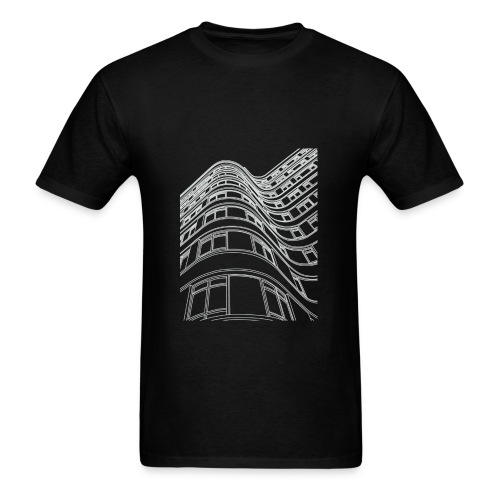 Florin Men's Black Tee - Men's T-Shirt