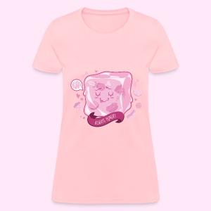 Hungry Cube - Women's T-Shirt