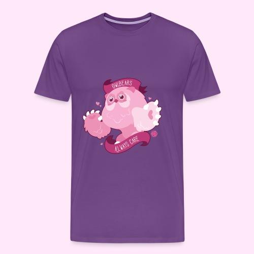 Kawaii Owlbear - Men's Premium T-Shirt