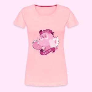 Kawaii Owlbear - Women's Premium T-Shirt