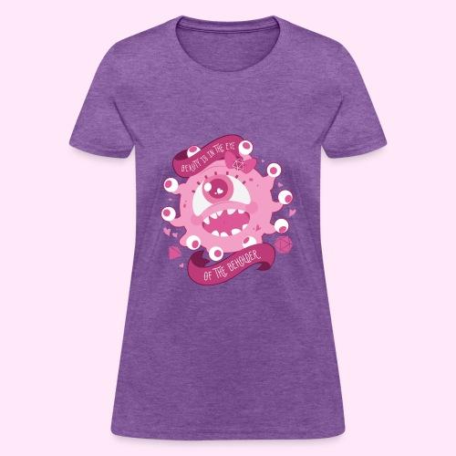 Kawaii Beholder - Women's T-Shirt