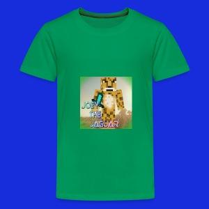 JoeyTheJaguar Profile Shirt - Kids' Premium T-Shirt
