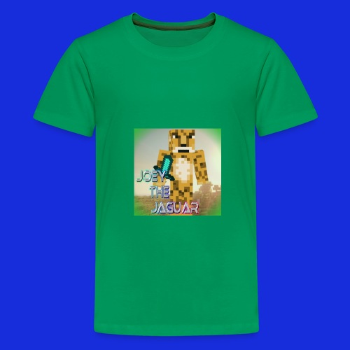 JoeyTheJaguar Profile Shirt - Kids' Premium T-Shirt