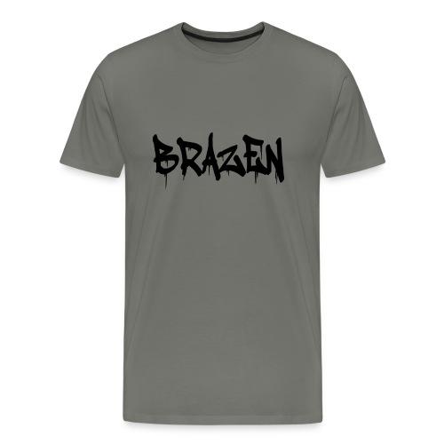 Brazen495 Tee  - Men's Premium T-Shirt