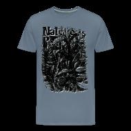 T-Shirts ~ Men's Premium T-Shirt ~ nature is peace