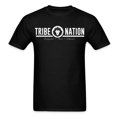 Tribe Nation Logo - Men's T-Shirt